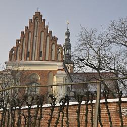 Klasztor przed nowym sezonem medytacyjnym